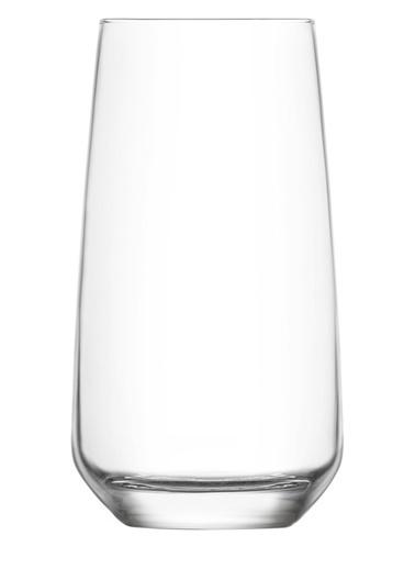 6'lı Lal Meşrubat Bardağı-Lav